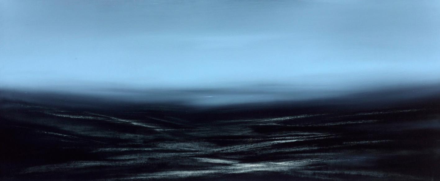 Ash Dreamer,Oil on Canvas,120x50cm,2014