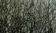 Silver Forest,Oil on Canvas,120x55cm,2008